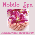 Nails By Anna Mobile Spa